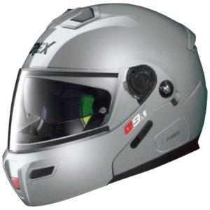 forme du casque moto