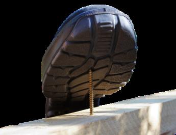 L'usage des chaussures de sécurité Employeurs et salariés, tous soumis à la loi
