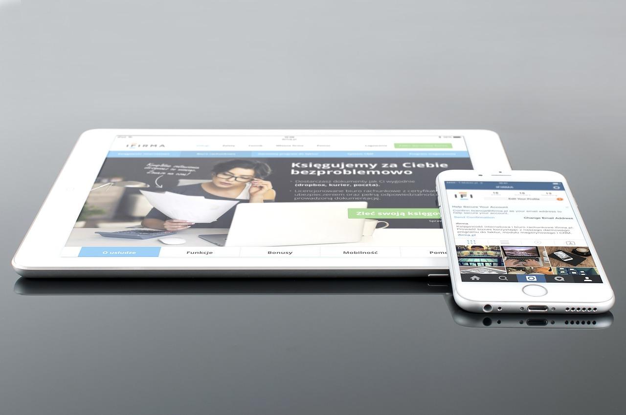 création site mobile