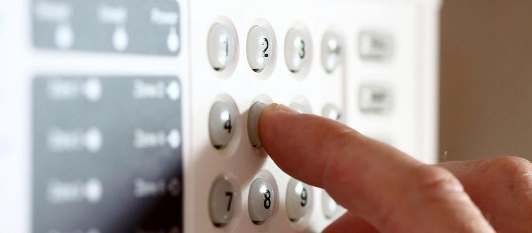 Installez une alarme pour protéger vos marchandises et vos locaux