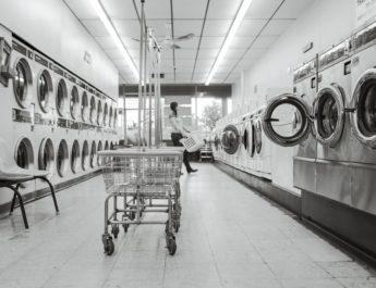 materiel de blanchisserie