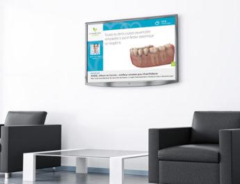 Vidéos éducatives  cabinets dentaires